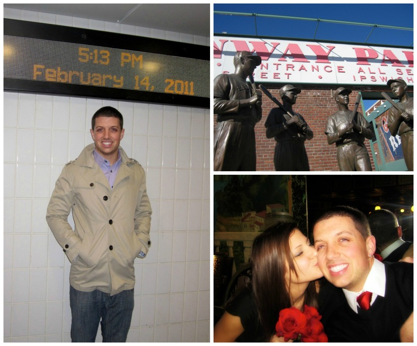 The Valentine's Day trip that started it all.